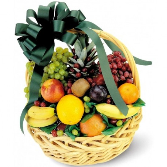 FRESH SEASONAL FRUITS BASKET