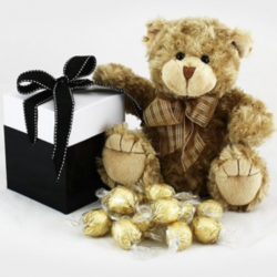 CHOCOLATED  TEDDY   !!